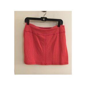 Merrell Small Striped Skirt